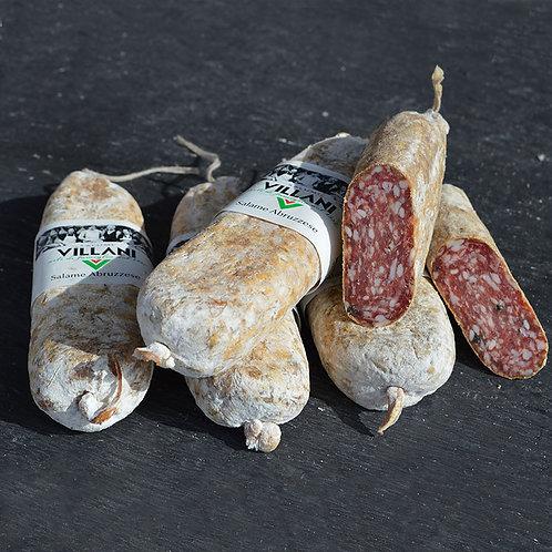 Saucisson des Abruzzes env. 300 g