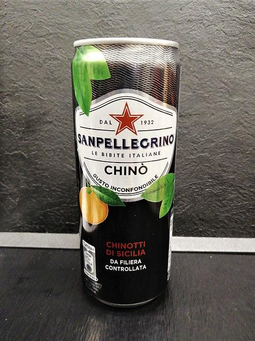 Chino soda typique d'Italie 33cL