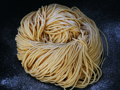 Spaghetti frais aux oeufs plein air 1 nid (env. 350 g)