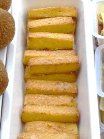 Batônnets de Polenta grillés au Fromage x4 320g