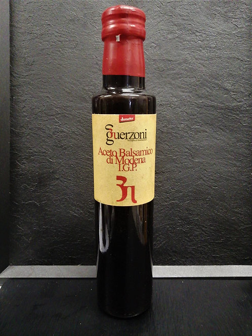 Vinaigre Balsamique de Modène IGP biologique 250ml