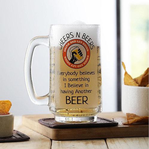 TALLI TALK Beer Mug