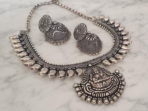 Goddess Laxmi necklace