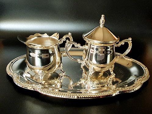 Tea Set (Silver Plated)