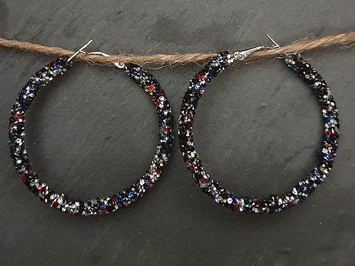 Agate rings