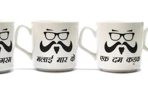 Tea Time cups
