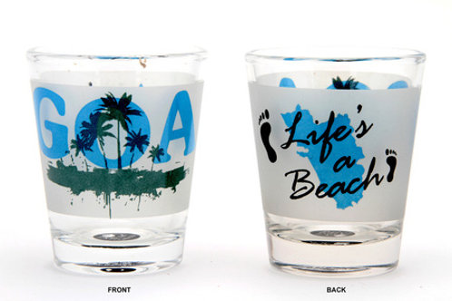 GOA Shot Glasses