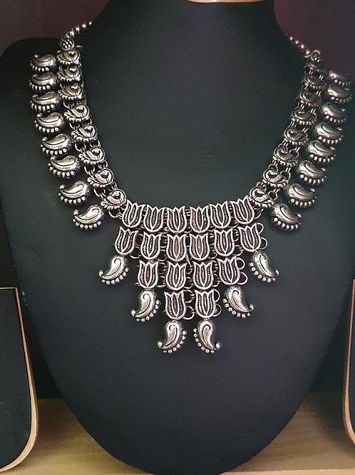 Kolhapuri Mango Koiri necklace