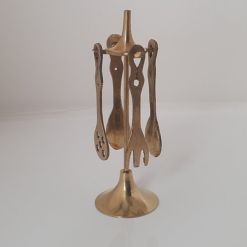 Spoon Carrier Set : Miniature Series