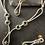 Thumbnail: CZ diamonds necklace set