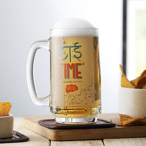 IT's HIGH TIME Beer Mug