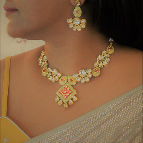 Rajasthani necklace