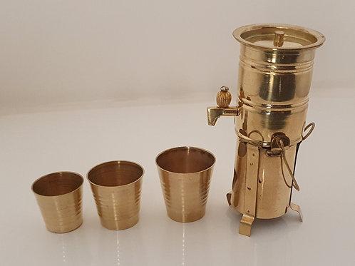 Traditional water heater brass: Miniature Series