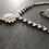 Thumbnail: CZ diamond necklace set