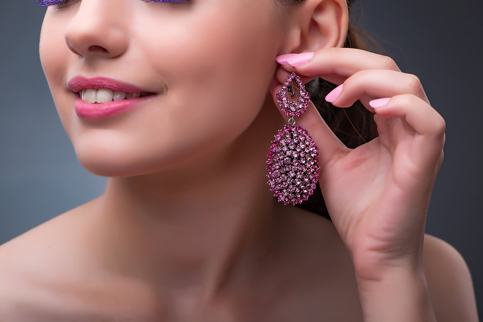 Earrings by PRAAGNEEK