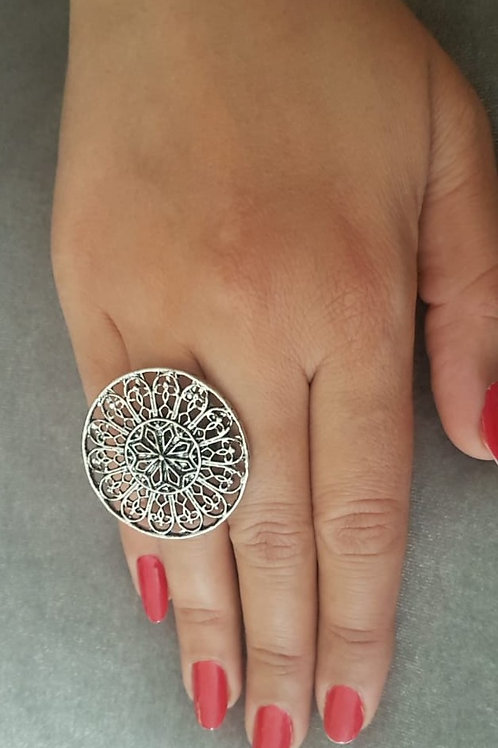 Finger Ring - Kolam