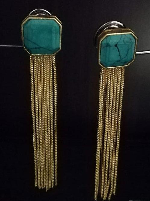 Torquoise earrings