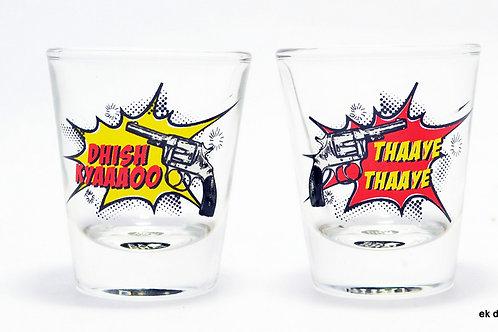 Dhishkyaau Shot Glasses