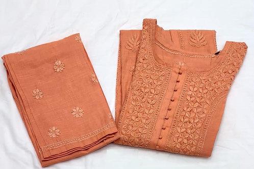 Lucknowi Karigari's - Chikankari Kurta and pant set