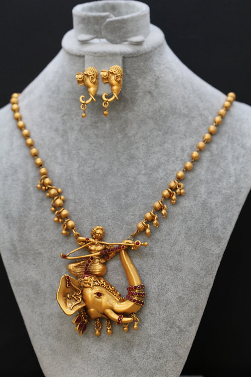 Bahubali necklace