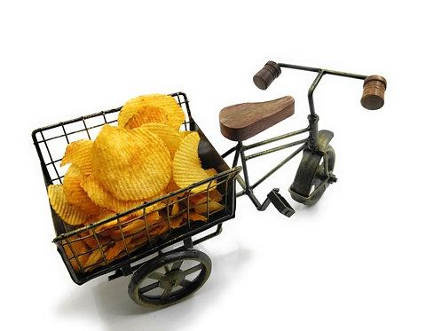 Cycle Rickshaw Snack Platter