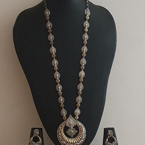Premium Quality Dual Tone necklace