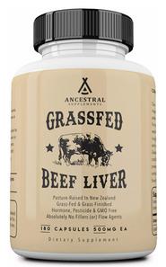 Beef Liver Supplement