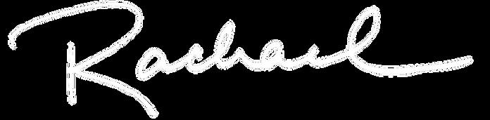 Rachael Handwritten white.png