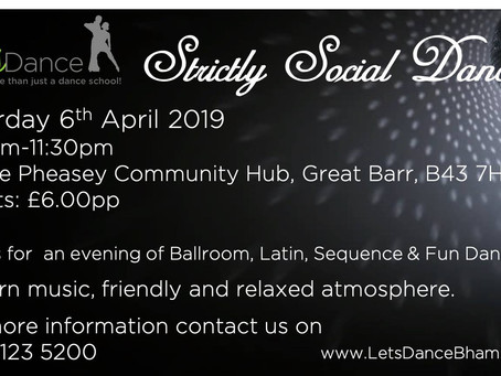 April Social Dance