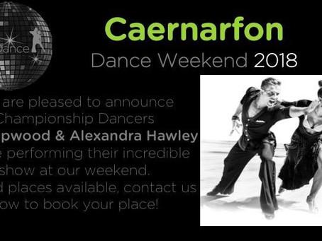 Caernarfon Weekend Show announced....