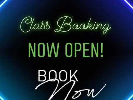 Don't forget to book!