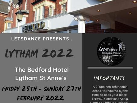 Lytham 2022