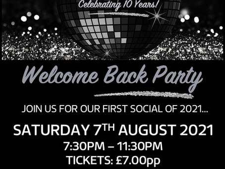 Welcome Back Party