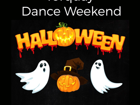 A heads up for Torquay Dance Wkend!