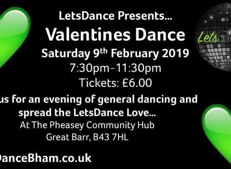 February Social Dance