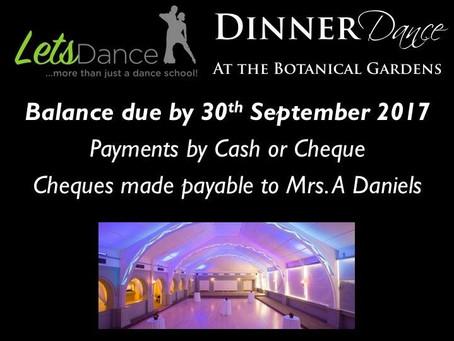 LetsDance Dinner Dance