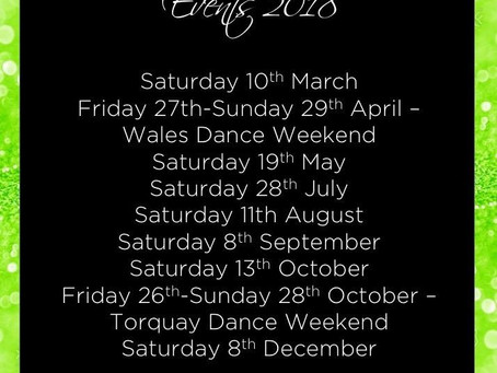 Events 2018