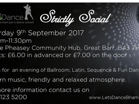 September Social Dance