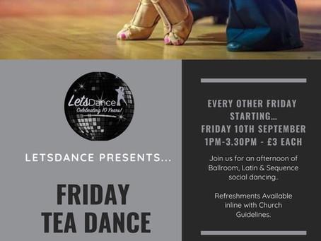 New Tea Dance