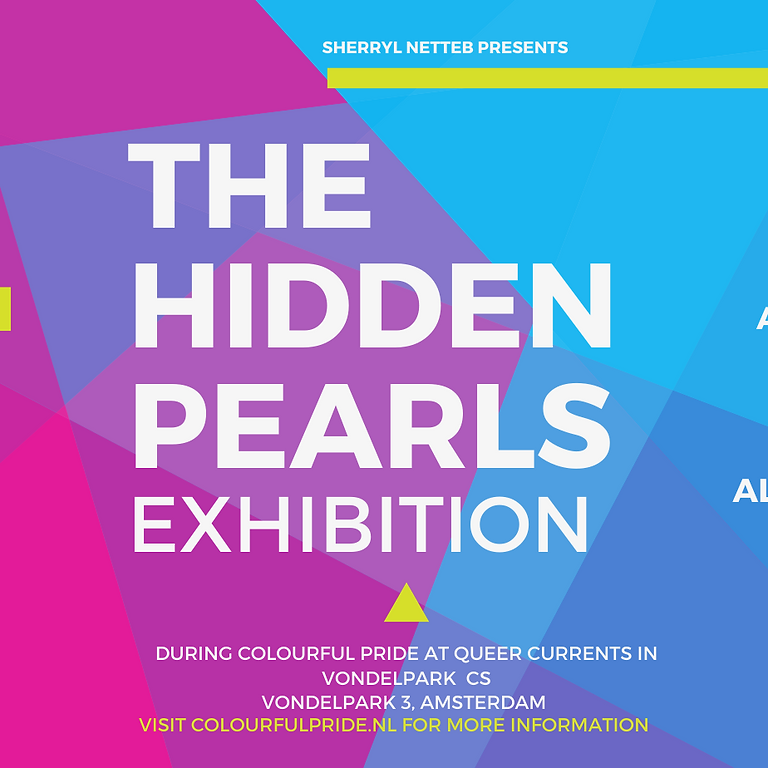 The Hidden Pearls Exhibition