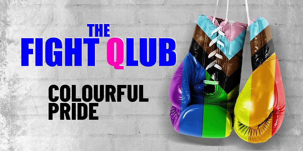 The Fight Qlub | LGBTIQ+ Kickboxing