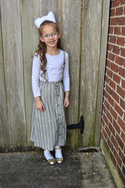 Mandy St. Overall Dress
