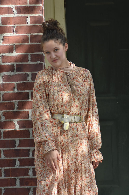 Drayton St. Floral Dress