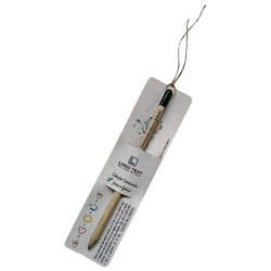 Lápis semente - Microverdes