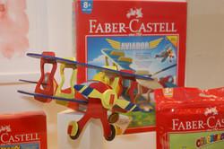 Quebra Cabeça 3D Aviador