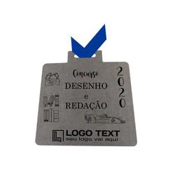 Medalha ecológica