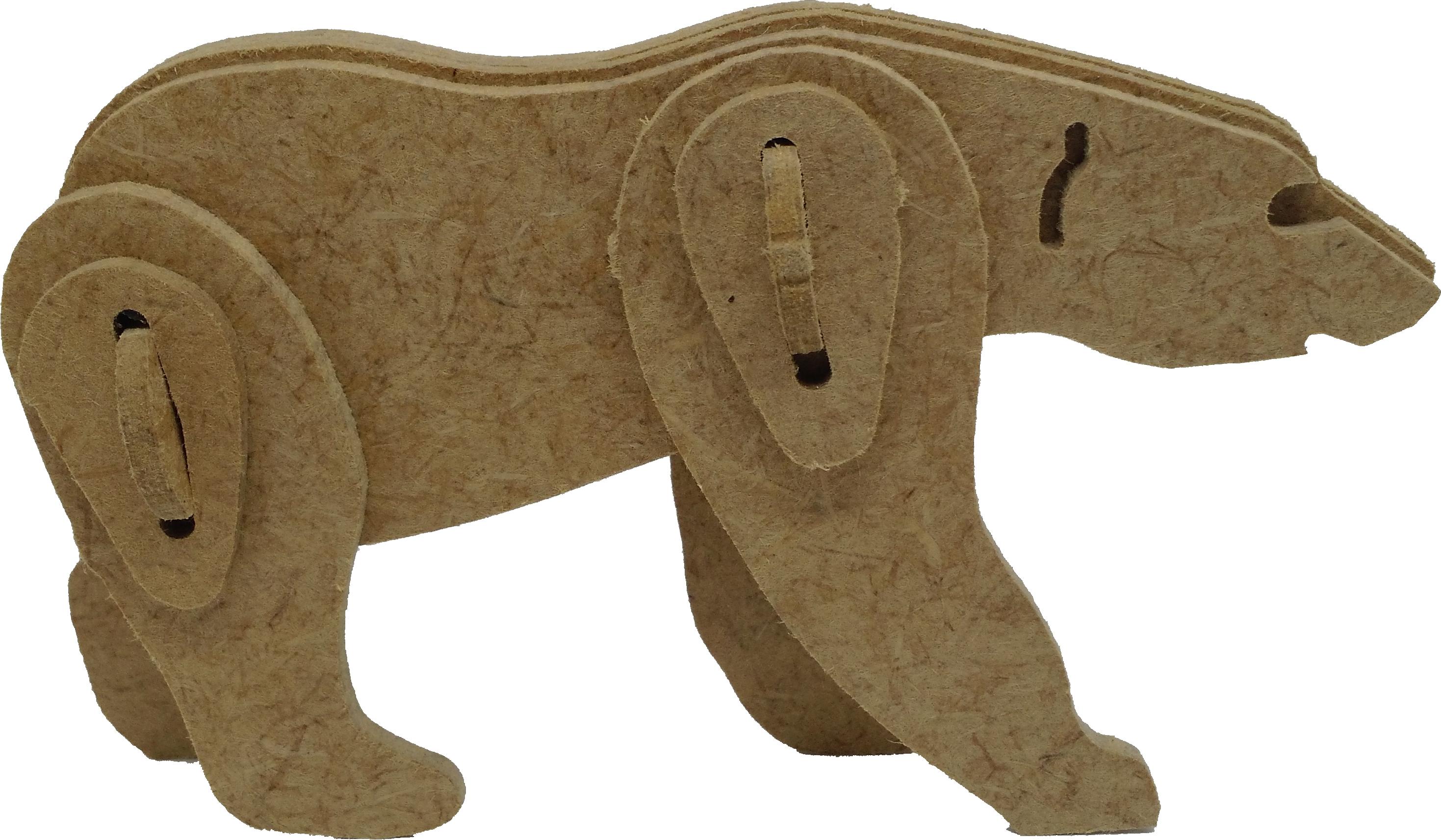 Kir 3D Urso
