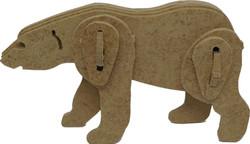 Kit 3D Urso