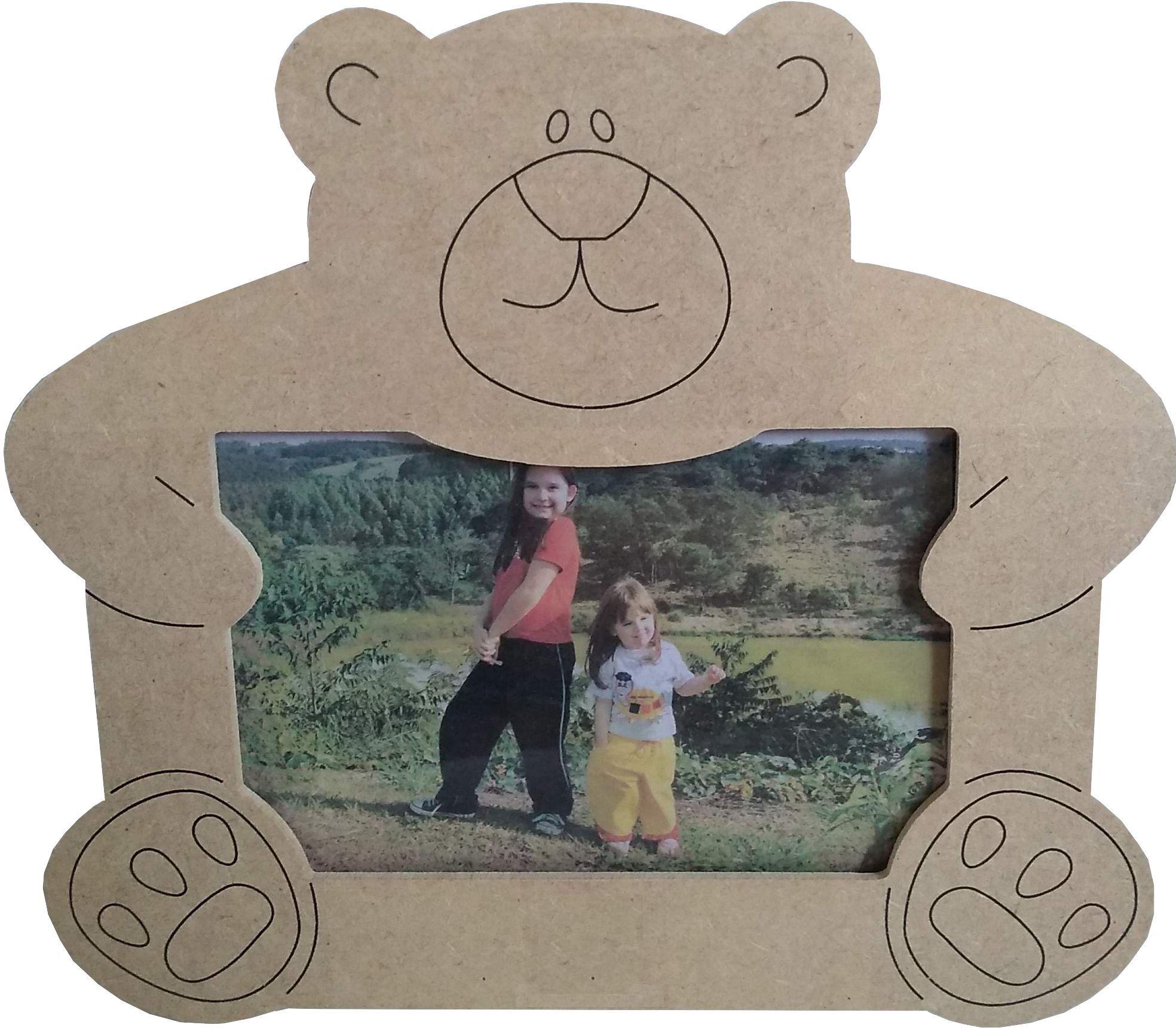 Porta Retrato Bear