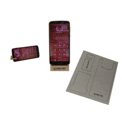 Kit porta celular horizontal e vertical